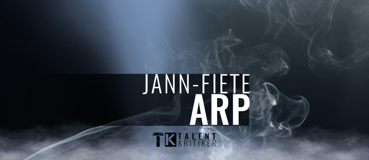 Jann-Fiete Arp